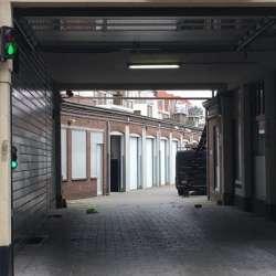 Garage - huren - Reinkenstraat Den Haag