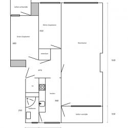 Appartement - huren - Henri Hermanslaan Geleen