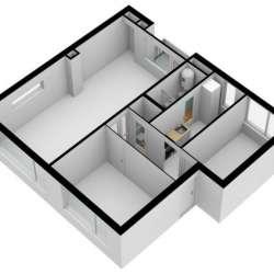 Appartement - huren - Adelbert van Scharnlaan S Maastricht