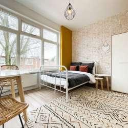 Studio - huren - Oudemansstraat Den Haag