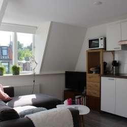 Appartement - huren - Justus van Effenstraat Utrecht