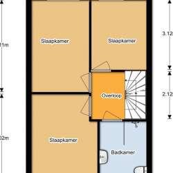 Appartement - huren - Gipskruidweg Almere