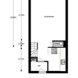 Appartement - huren - Langenhorst Rotterdam