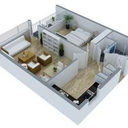 Appartement - huren - Frederik van Eedenlaan Hilversum