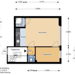 Appartement - huren - Weissenbruchstraat Den Haag