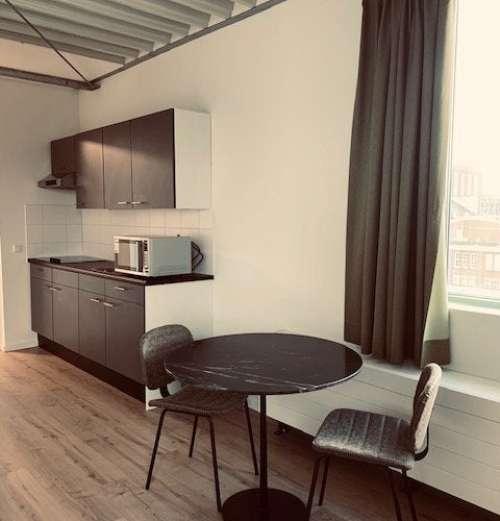 Foto #a8aea93c-46a4-4e2b-aa28-e81ce5727d75 Appartement Van Boecopkade Den Haag