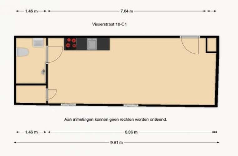 Foto #a34537b6-3ba6-41ee-8355-033b9ca5e799 Studio Visserstraat Breda
