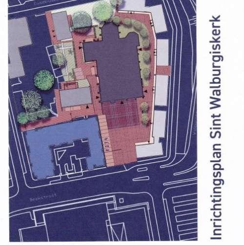 Foto #d7a26581-7fab-4e16-994f-15308fba6638 Garage St. Walburgisplein Arnhem