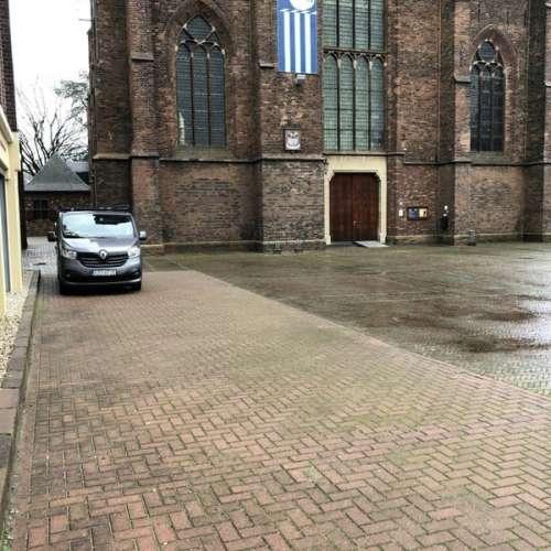 Foto #6c388c2e-885d-4a57-af7e-13b366336414 Garage St. Walburgisplein Arnhem