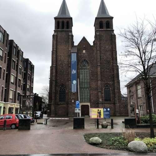 Foto #90df380f-91b4-45a8-855e-335acd683475 Garage St. Walburgisplein Arnhem
