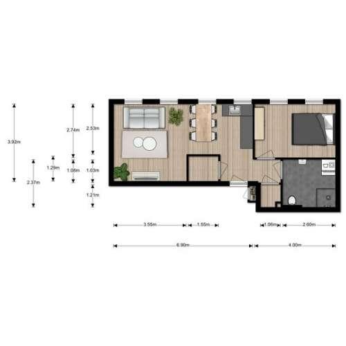 Foto #cd0b335e-6fc9-4bdb-be61-6bdfac4701a6 Appartement Europaweg Zoetermeer