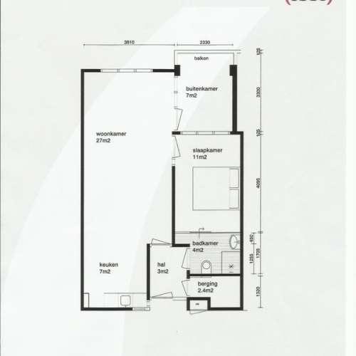 Foto #79e87dc0-8501-4b26-8b0a-71505881dc8d Appartement Klarinet Soest