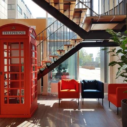 Foto #3b1ceeeb-f667-4893-8b77-d04b05cd69df Studio Karspeldreef Amsterdam