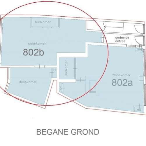 Foto #3b684b03-044e-41c0-8d2d-8fb2fcc2490b Appartement Spoorstraat Gouda