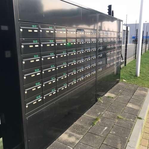 Foto #3058c746-7307-4b52-849b-05f96f5e2dfc Garage Snelliusweg Arnhem