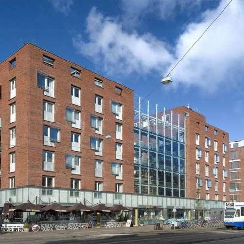 Foto #519fdbef-92f5-4a28-85ea-f1247bf3e75b Garage Eerste Constantijn Huygensstraat Amsterdam
