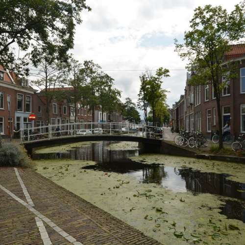 Foto #ed8cd646-37f6-4bde-8fbf-d7ff55f7d5cb Appartement Achterom Delft