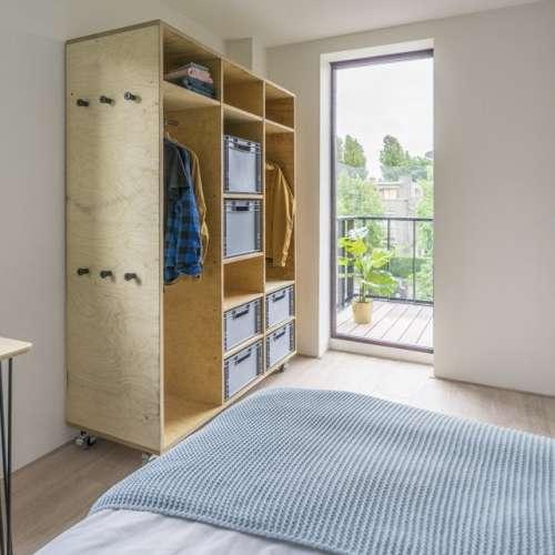 Foto #dda81b3d-84d0-4ae2-b21b-6d682ef2e836 Appartement Eisenhowerlaan Den Haag