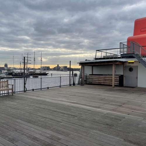 Foto #b991dc44-33a9-4499-ad53-99c2a97dd212 Studio Ndsm-Pier Amsterdam