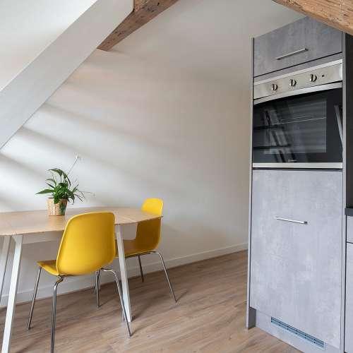 Foto #b574e536-4b0b-40d1-b281-394c66262def Appartement Oude Delft E Delft