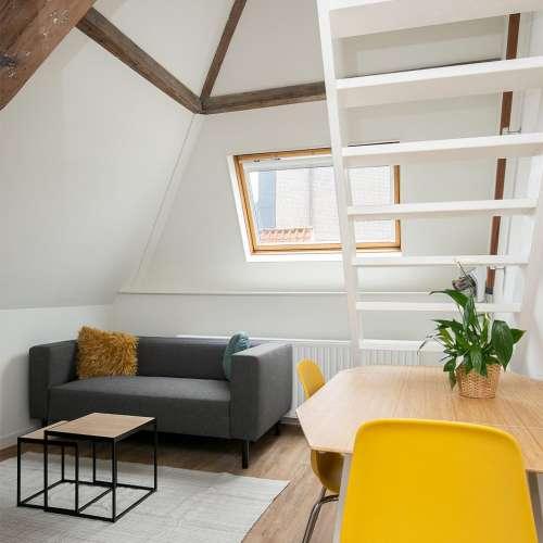 Foto #32855dd7-46a7-445e-9753-bca525ec92eb Appartement Oude Delft E Delft