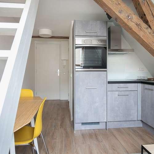 Foto #28cd25d0-6d6e-4756-8eae-d647539ce9d2 Appartement Oude Delft E Delft