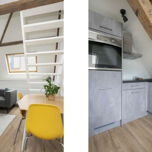 Foto #ded9c22d-cae7-43c6-997d-163821dfafd3 Appartement Oude Delft E Delft