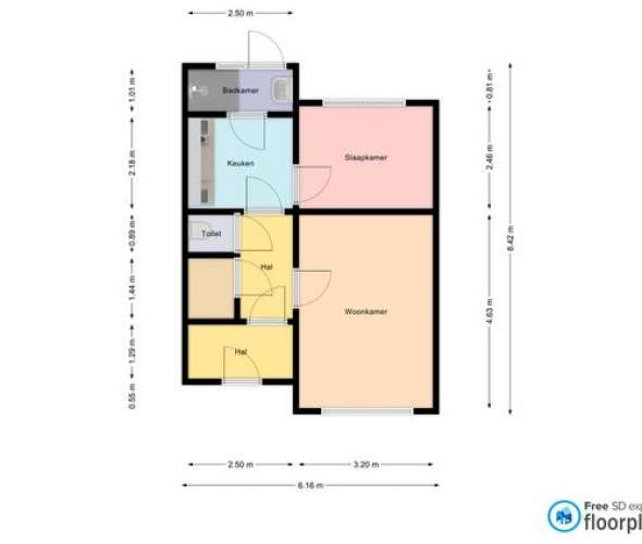 Foto #470c99f7-17fc-4c90-a419-807600d1c8f3 Appartement Schelfhoutstraat Eindhoven