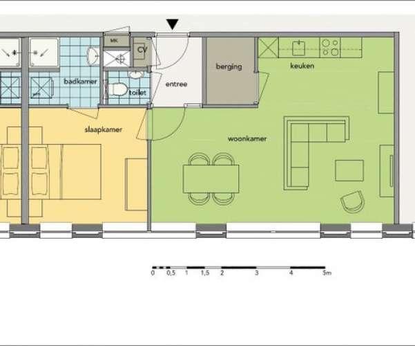 Foto #3919874d-cfd5-4605-bbda-612d0addef16 Appartement Kooikersweg Den Bosch